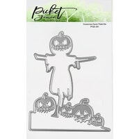 Picket Fence Studios - Halloween - Dies - Scarecrow Cover Plate
