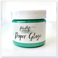 Picket Fence Studios - Paper Glaze - Succulent Green