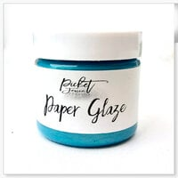 Picket Fence Studios - Paper Glaze - Ocean Poppy