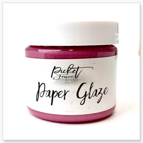 Picket Fence Studios - Paper Glaze - Peony Pink