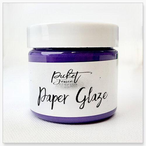 Picket Fence Studios - Paper Glaze - Agapanthus Purple