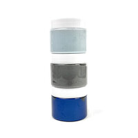 Picket Fence Studios - Paper Glaze - Polar Ice Layers Ombre Set - 3 Pack