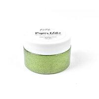 Picket Fence Studios - Paper Glitz - Lime Green Christmas Green