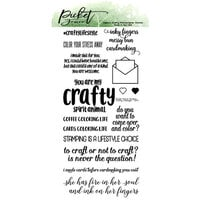 Picket Fence Studios - Clear Photopolymer Stamps - Crafty Lifestyle