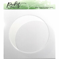 Picket Fence Studios - Stencil - 4.5 Inch Circle