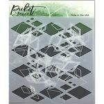 Picket Fence Studios - Stencil - Quilting Market