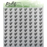 Picket Fence Studios - Stencil - Leaves