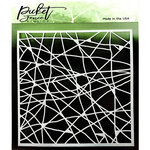 Picket Fence Studios - 6 x 6 Stencil - Points of Interest