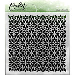Picket Fence Studios - Stencil - Flowers