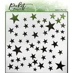 Picket Fence Studios - Stencil - Stars