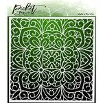 Picket Fence Studios - Stencils - Coloring Book Stencil