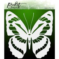 Picket Fence Studios - Stencils - Flutter Butterfly