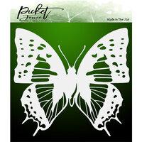 Picket Fence Studios - Stencils - Dart Butterfly