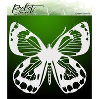 Picket Fence Studios - Stencils - Zing Butterfly