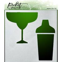 Picket Fence Studios - Stencils - Margarita
