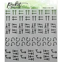Picket Fence Studios - Stencils - Arrows