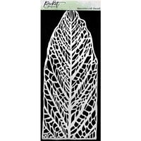 Picket Fence Studios - Stencils - Slim Line Leaf