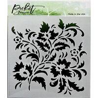 Picket Fence Studios - Stencils - Floral