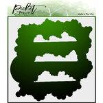 Picket Fence Studios - Stencils - Cloud Coverage