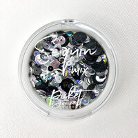 Picket Fence Studios - Sequin Mix - Black Russian