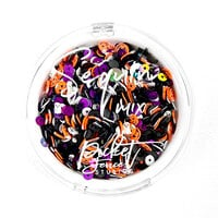 Picket Fence Studios - Halloween - Sequin and Embellishments Mix - Spooky Fun
