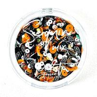 Picket Fence Studios - Halloween - Sequin and Embellishments Mix - Graveyard