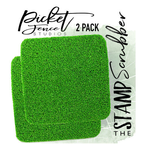 Picket Fence Studios - Tools - The Stamp Scrubber - 2 pack