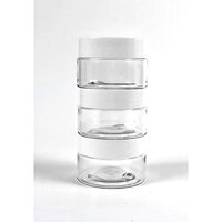 Picket Fence Studios - 2 oz Jars With Lids - 3 Pack