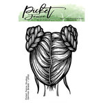 Picket Fence Studios - Clear Photopolymer Stamps - German Braids