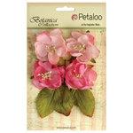 Petaloo - Botanica Collection - Floral Embellishments - Blooms - Soft Pink