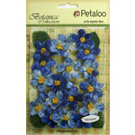 Petaloo - Botanica Collection - Floral Embellishments - Cherry Blossom - Blue