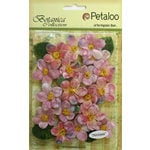 Petaloo - Botanica Collection - Floral Embellishments - Cherry Blossom - Mauve