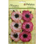 Petaloo - Botanica Collection - Floral Embellishments - Anenome - Light Pink