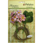 Petaloo - Botanica Collection - Floral Embellishments - Blossom Bulk Pack - Mauve
