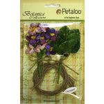 Petaloo - Botanica Collection - Floral Embellishments - Blossom Bulk Pack - Purple