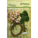 Petaloo - Botanica Collection - Floral Embellishments - Blossom Bulk Pack - Blush
