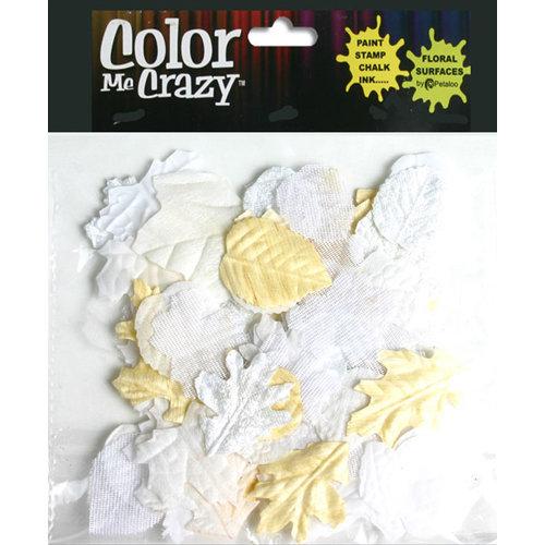 Petaloo - Color Me Crazy Collection - Mixed Fabrics - Fall Foliage