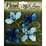 Petaloo - Chantilly Collection - Velvet Berry Picks - Blues