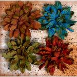 Petaloo - Darjeeling Collection - Floral Embellishments - Dahlia