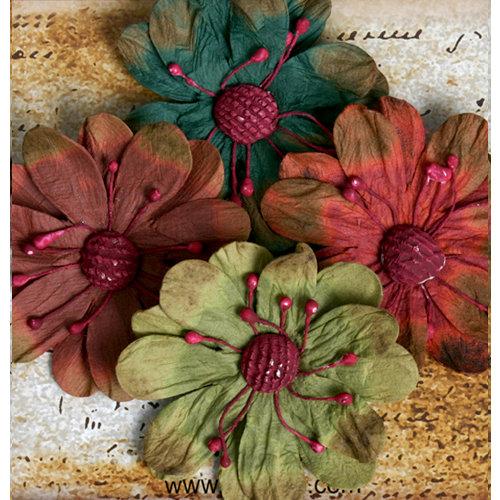 Petaloo - Darjeeling Collection - Floral Embellishments - Wild Flower