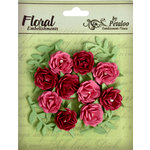 Petaloo - Devon Collection - Petites Mini Rose - Fuchsia