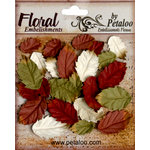 Petaloo - Darjeeling Collection - Floral Embellishments - Leaves Small