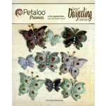 Petaloo - Darjeeling Collection - Butterflies - Nightfall