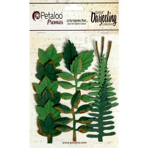 Petaloo - Darjeeling Collection - Foliage - Greens