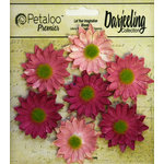 Petaloo - Darjeeling Collection - Floral Embellishments - Mini Daisy - Pink