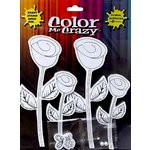 Petaloo - Color Me Crazy Collection - Silhouettes - Tulips