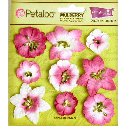Petaloo - Flora Doodles Collection - Mulberry Flowers - Mini Floral - Love Potion