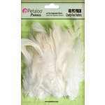 Petaloo - Expressions Collection - Feathers - Cream
