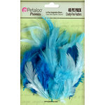 Petaloo - Expressions Collection - Feathers - Teal