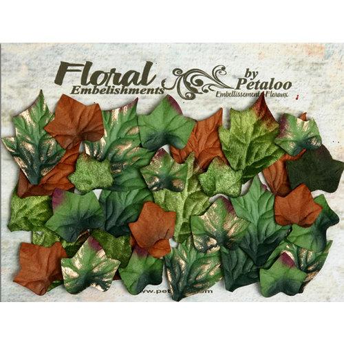 Petaloo - Canterbury Collection - Foliage Mix - Holly and Needle Ivy